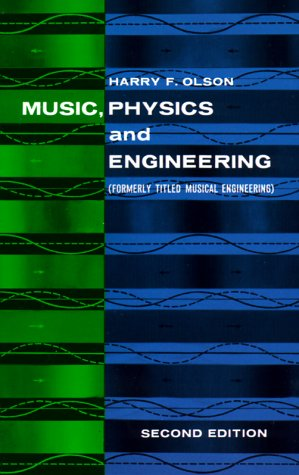 Music, Physics and Engineering 9780486217697