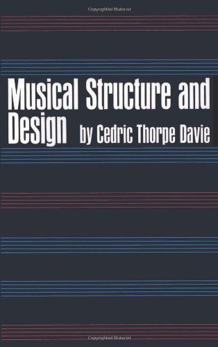 Musical Structure and Design 9780486216294