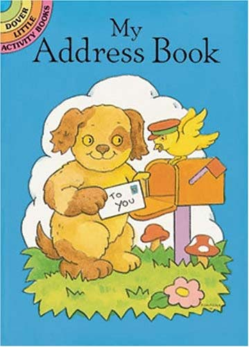 My Address Book 9780486260945