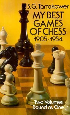 My Best Games of Chess: 1905/1954 9780486248073