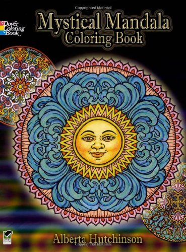 Mystical Mandala Coloring Book 9780486456942