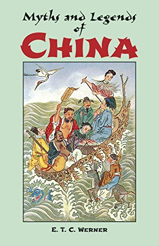 Myths and Legends of China 9780486280929
