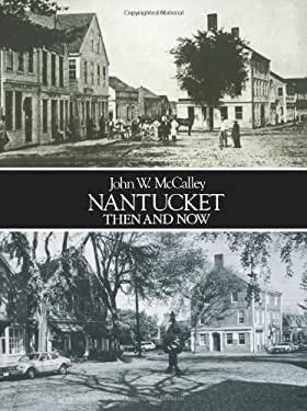 Nantucket Then and Now 9780486240596