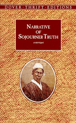 Narrative of Sojourner Truth 9780486298993