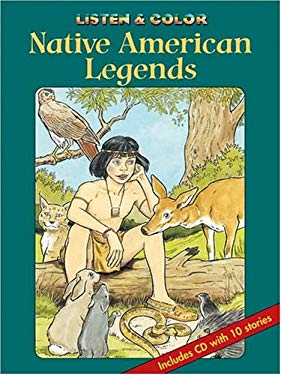 Native American Legends [With CD] 9780486438924