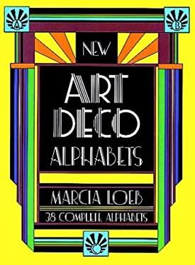 New Art Deco Alphabets 9780486231495