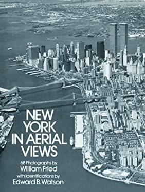 New York in Aerial Views 9780486240183