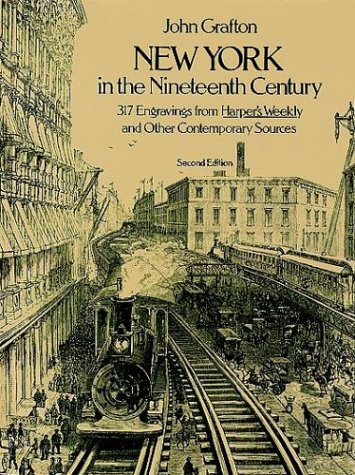 New York in the 19th Century 9780486235165