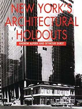 New York's Architectural Holdouts 9780486294254