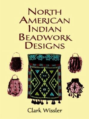 North American Indian Beadwork Designs 9780486407135