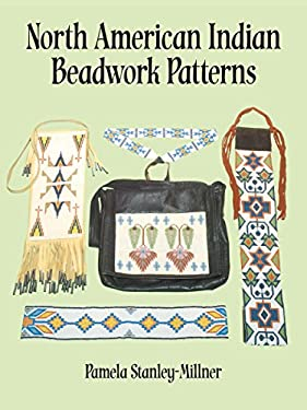 North American Indian Beadwork Patterns 9780486288352