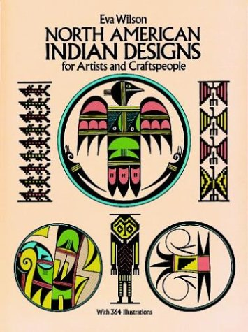 North American Indian Designs for Artists and Craftspeople 9780486253411