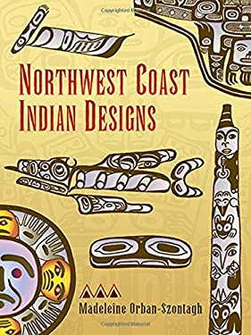 Northwest Coast Indian Designs 9780486281797