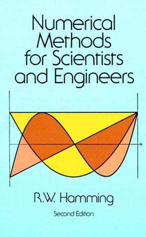Numerical Methods for Scientists and Engineers 9780486652412
