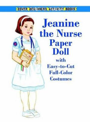 Jeanine the Nurse Paper Doll 9780486413075