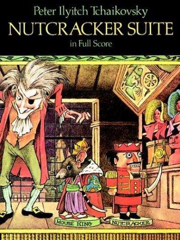 Nutcracker Suite in Full Score 9780486253794