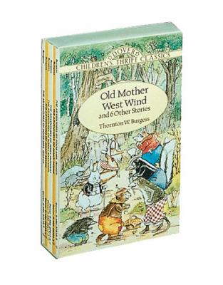 Old Mother West Wind and 6 Other Stories 9780486294551