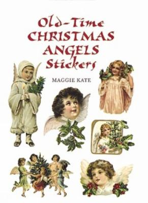 Old-Time Christmas Angels Stickers 9780486297262