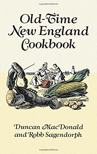 Old-Time New England Cookbook 9780486276304