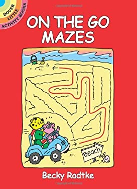 On the Go Mazes 9780486441030