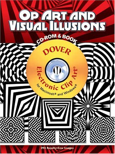 Op Art and Visual Illusions [With CDROM] 9780486998916