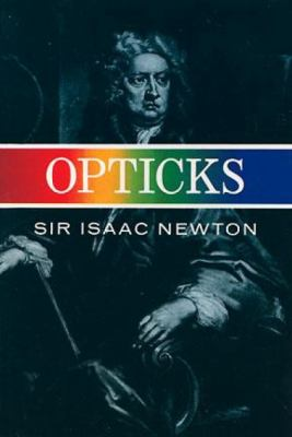 Opticks 9780486602059