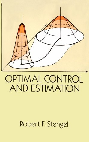 Optimal Control and Estimation 9780486682006