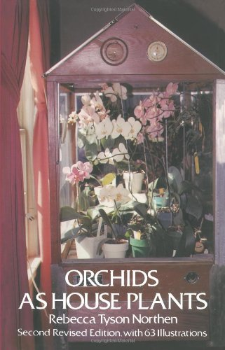 Orchids as House Plants 9780486232614