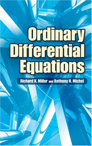 Ordinary Differential Equations 9780486462486