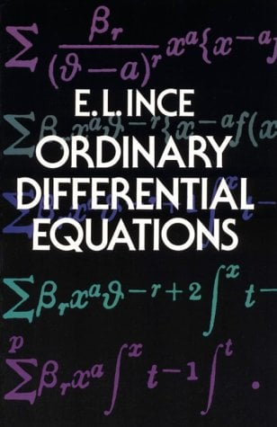 Ordinary Differential Equations 9780486603490