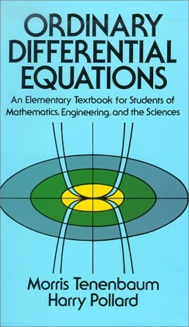 Ordinary Differential Equations 9780486649405