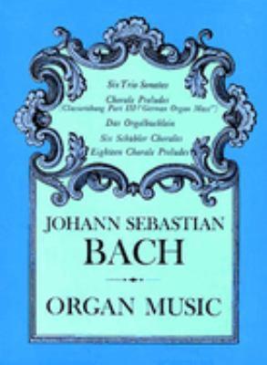 Organ Music 9780486223599