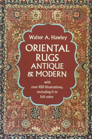 Oriental Rugs, Antique and Modern 9780486223667