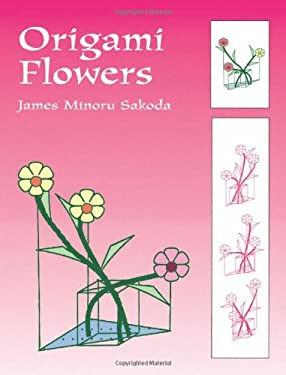 Origami Flowers 9780486402857