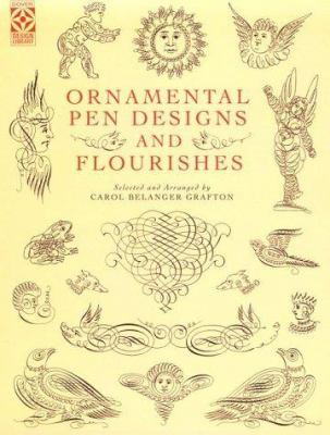Ornamental Pen Designs 9780486293882