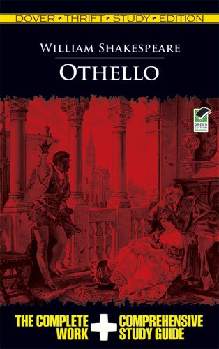 Othello Thrift Study Edition 9780486475769