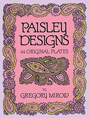Paisley Designs 9780486259871