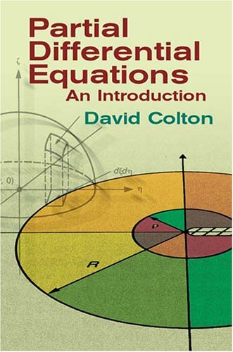 Partial Differential Equations: An Introduction 9780486438344