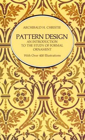 Pattern Design 9780486222219