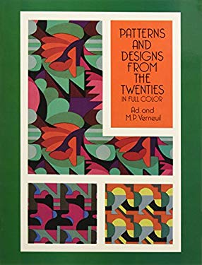Patterns and Designs from the Twenties in Full Color 9780486276908