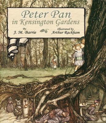 Peter Pan in Kensington Gardens 9780486466071