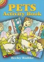 Pets Activity Book 1604015