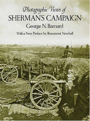 Photographic Views of Sherman's March 9780486234458