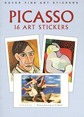 Picasso: 16 Art Stickers 9780486410760