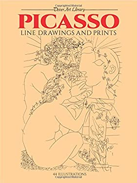 Picasso Line Drawings and Prints 9780486241968
