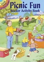 Picnic Fun Sticker Activity Book