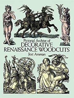 Pictorial Archive of Decorative Renaissance Woodcuts 9780486219875