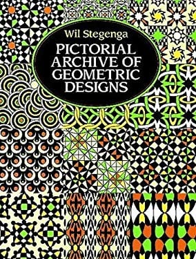 Pictorial Archive of Geometric Designs 9780486271484