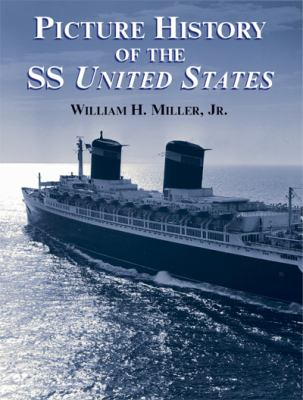 Picture History of the SS United States 9780486428390