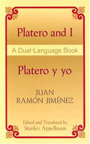 Platero y Yo/Platero And I 9780486435657